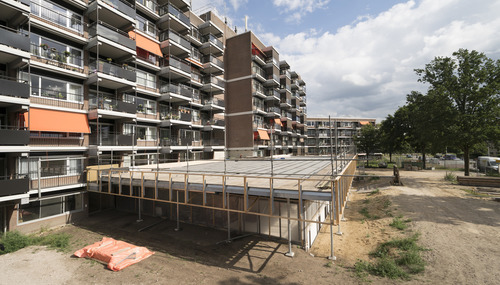 Nieuwbouwprojecten Van Brabantwonen